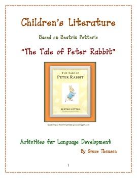 Children's Literature: The Tale of Peter Rabbit