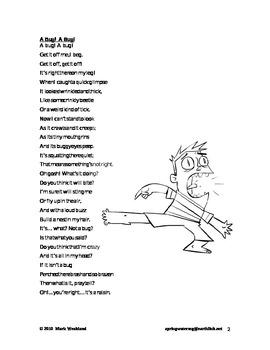 Children's Poetry - Complete Set of 12 Poems