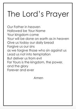 Children's Prayer Book