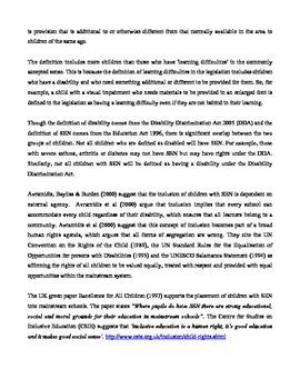 Children's Rights Essay