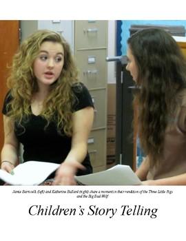 Children's Story Telling (from Mr. Harper's Public Speakin