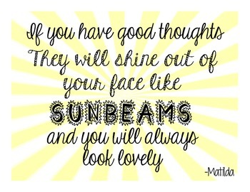 Children's inspirational quotes