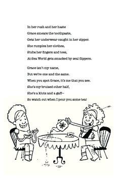 Children's Poetry (new) - Grace