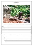 Childrens rights (child labour) action activity