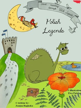 Children's stories e-book: Polish Legends and Folktales