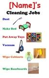 Child's Chore Chart