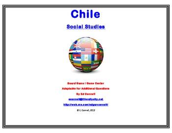 Chile Board Game