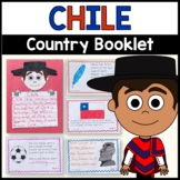 Chile Country Booklet - Chile Country Study - Interactive and Differentiated