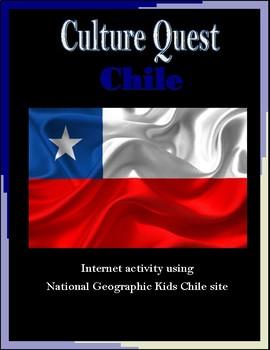 Chile Cultural Internet Activity