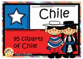 Chile - Culture Clipart Set
