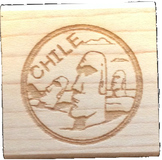 Chile Easter Island Stamp