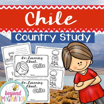 Chile Country Study | 48 Pages for Differentiated Learning