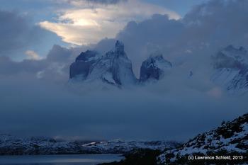 Chile Mountain Photograph