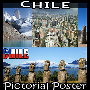 Chile  Photo Poster - Horizontal
