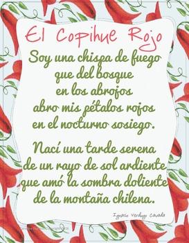 Chile: Poema del Copihue