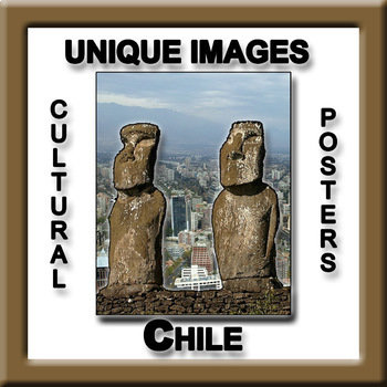 Chile in Photos Poster - Vertical