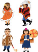Chilean Clipart Package