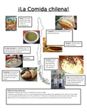 Chilean Foods