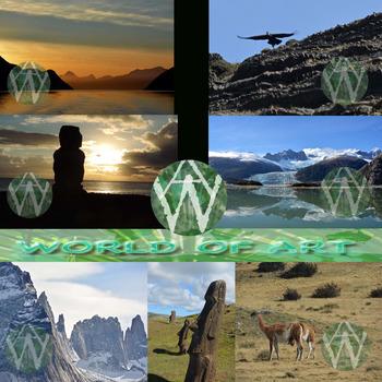 Chili: Easter Island, Patagonia, Puerto Natales, Santiago,