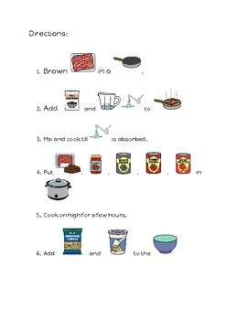 Chili-Visual Recipe