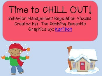 Chill Out!  Anger Management Visuals