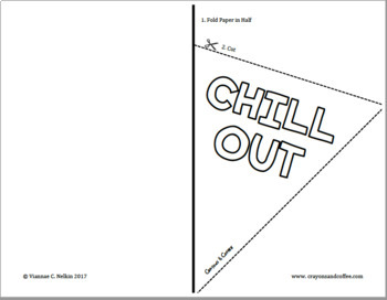 Chill Out - A Coping Skills Book