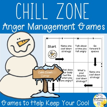 Chill Zone - Anger Management Strategy Games