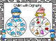 Chillin' with Digraphs:  NO PREP Beginning Digraphs Spin Game