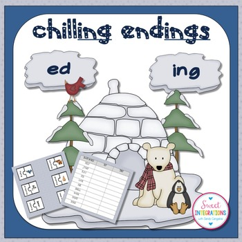 SUFFIXES - Adding ED and ING to Words