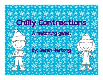 Chilly Contraction Matching Games