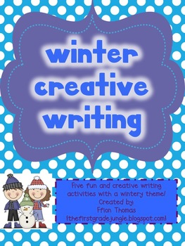 Chilly Creative Writing!