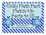Chilly Math Fact Match-Up