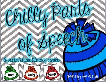 Parts of Speech Literacy Center