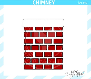 Chimney Clip Art - Commercial Use Clipart