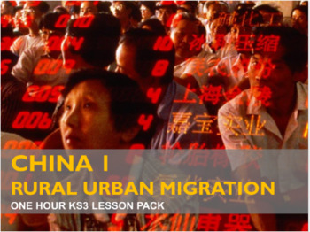 China 1 - Rural Urban Migration