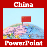 China | PowerPoint Activity | Chinese New Year | Great Wal