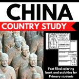 China Country Study Booklet