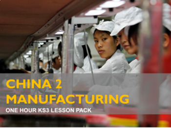 China 2 - Manufacturing