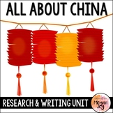 China Country Research Packet