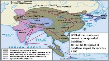 China: 600-900, Eurasian Economy and Emperor Sui