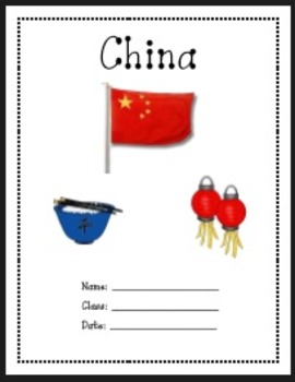 China - A Research Project