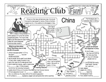 China: A Fascinating Country Puzzle Set (plus exclusive China photograph)