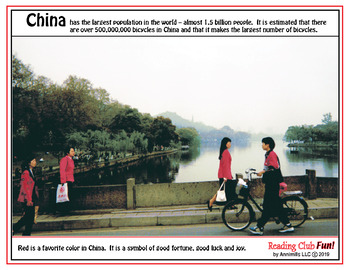 China: A Fascinating Country Puzzle Set (plus exclusive China photo)