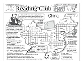 China: A Fascinating Country Puzzle Set (plus exclusive Ch