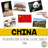 China: An Introduction to the Art, Culture, Sights, and Food