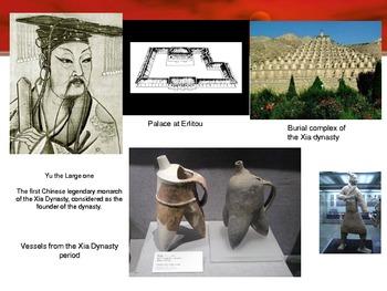 China: Ancient China PPT - Dynasties Xia to Han