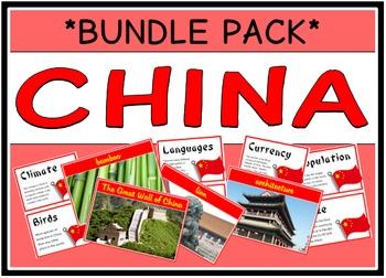 China (BUNDLE PACK)