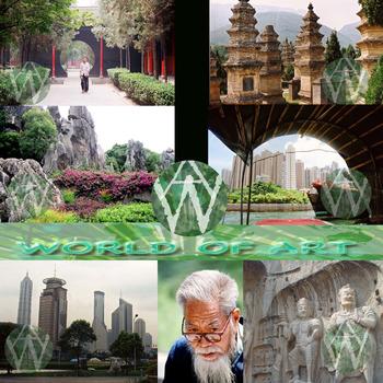 China: Beijing, Hong Kong, Kunming, Xian, Shanghai, Zhenchou and Longman