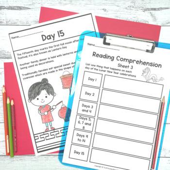 China Bundle Maps and Activities