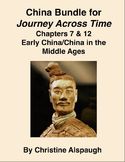 China Bundle for Journey Across Time Chapters 7 & 12
